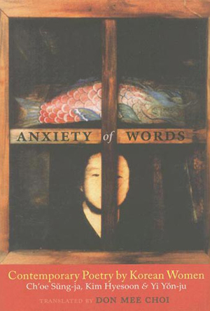 Anxiety of Words Cover Image