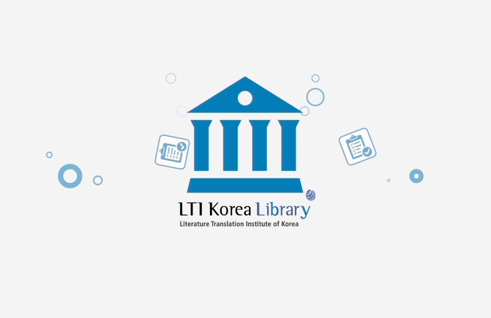 [Video] Introduction to Digital Library of Korean Literature
